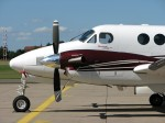 Bild: 1791 Registrierung: M-EGGA Fotograf: Andreas Airline: Langley Aviation Ltd. Flugzeugtype: Beechcraft B200 King Air
