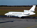 Bild: 2378 Registrierung: N958DM Fotograf: Bernd Steinmetz Airline: Archer-Daniels-Midland Co. Flugzeugtype: Dassault Aviation Falcon 900EX