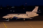 Bild: 7658 Fotograf: Uwe Bethke Airline: Volkswagen Air Services Flugzeugtype: Dassault Aviation Falcon 900EX