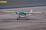 Bild: 7587 Fotograf: Uwe Bethke Airline: Privat Flugzeugtype: Reims Aviation Reims-Cessna FR182 Skylane RG