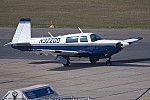 Bild: 5370 Registrierung: N322DD Fotograf: Andreas Nestler Airline: Privat Flugzeugtype: Mooney M20K