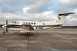 Bild: 7967 Registrierung: M-EGGA Fotograf: Swen E. Johannes Airline: Langley Aviation Ltd. Flugzeugtype: Beechcraft B200 King Air