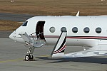 Bild: 8385 Fotograf: Andreas Airline: NetJets Europe Flugzeugtype: Gulfstream Aerospace G550