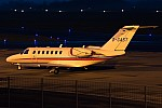 Bild: 11252 Fotograf: Uwe Bethke Airline: Air Hamburg Flugzeugtype: Cessna 525B CitationJet 3