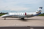 Bild: 10427 Registrierung: D-CRON Fotograf: Uwe Bethke Airline: Silver Cloud Air Flugzeugtype: Cessna 560XL Citation XLS