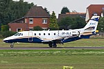 Bild: 10895 Registrierung: OK-SLX Fotograf: Uwe Bethke Airline: Silesia Air Flugzeugtype: Cessna 560XL Citation Excel