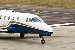 Bild: 12701 Registrierung: OK-SLX Fotograf: Heiko Karrie Airline: Silesia Air Flugzeugtype: Cessna 560XL Citation Excel