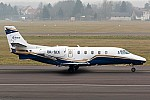Bild: 12702 Registrierung: OK-SLX Fotograf: Heiko Karrie Airline: Silesia Air Flugzeugtype: Cessna 560XL Citation Excel