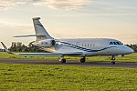 Bild: 13540 Registrierung: N542AP Fotograf: Uwe Bethke Airline: Privat Flugzeugtype: Dassault Aviation Falcon 2000LX