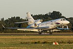 Bild: 15166 Registrierung: VP-CGS Fotograf: Uwe Bethke Airline: Volkswagen Air Services Flugzeugtype: Dassault Aviation Falcon 7X