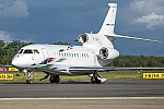 Bild: 15188 Registrierung: VP-CMW Fotograf: Uwe Bethke Airline: Volkswagen Air Services Flugzeugtype: Dassault Aviation Falcon 7X