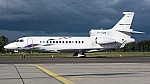 Bild: 15189 Registrierung: VP-CMW Fotograf: Uwe Bethke Airline: Volkswagen Air Services Flugzeugtype: Dassault Aviation Falcon 7X