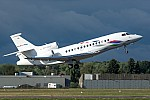Bild: 15190 Registrierung: VP-CRS Fotograf: Uwe Bethke Airline: Volkswagen Air Services Flugzeugtype: Dassault Aviation Falcon 7X