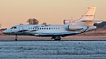 Bild: 15464 Registrierung: VP-CDP Fotograf: Uwe Bethke Airline: Volkswagen Air Services Flugzeugtype: Dassault Aviation Falcon 7X