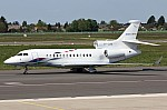 Bild: 14770 Registrierung: VP-CMW Fotograf: Swen E. Johannes Airline: Volkswagen Air Services Flugzeugtype: Dassault Aviation Falcon 7X