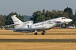 Bild: 15109 Registrierung: VP-CMW Fotograf: Uwe Bethke Airline: Volkswagen Air Services Flugzeugtype: Dassault Aviation Falcon 7X