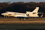 Bild: 15557 Fotograf: Uwe Bethke Airline: Volkswagen Air Services Flugzeugtype: Dassault Aviation Falcon 7X