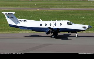 Bild: 16713 Fotograf: Frank Airline: Oriens Aviation Flugzeugtype: Pilatus PC-12/47E