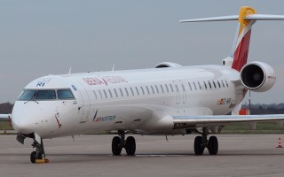 Bild: 16823 Fotograf: Frank Airline: Air Nostrum Flugzeugtype: Bombardier Aerospace CRJ1000