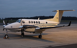Bild: 16874 Fotograf: Frank Airline: Royal Air Flugzeugtype: Beechcraft B200 Super King Air