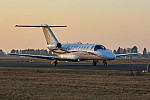 Bild: 15702 Registrierung: D-CMHS Fotograf: Uwe Bethke Airline: MHS Aviation Flugzeugtype: Cessna 525B CitationJet 3