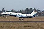 Bild: 15708 Registrierung: G-LSCW Fotograf: Uwe Bethke Airline: Langley Aviation Ltd. Flugzeugtype: Gulfstream Aerospace G550