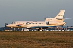 Bild: 15654 Registrierung: VP-CHW Fotograf: Uwe Bethke Airline: Volkswagen Air Services Flugzeugtype: Dassault Aviation Falcon 7X