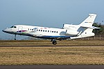 Bild: 15848 Registrierung: VP-CGS Fotograf: Uwe Bethke Airline: Volkswagen Air Services Flugzeugtype: Dassault Aviation Falcon 7X