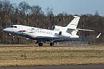 Bild: 15849 Registrierung: VP-CRS Fotograf: Uwe Bethke Airline: Volkswagen Air Services Flugzeugtype: Dassault Aviation Falcon 7X