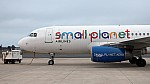 Bild: 15778 Fotograf: Frank Airline: Small Planet Airlines Flugzeugtype: Airbus A320-200
