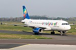 Bild: 15902 Registrierung: SP-HAC Fotograf: Heiko Karrie Airline: Small Planet Airlines Flugzeugtype: Airbus A320-200