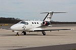 Bild: 15907 Registrierung: G-FBKB Fotograf: Frank Airline: Blink Ltd Flugzeugtype: Cessna 510 Citation Mustang