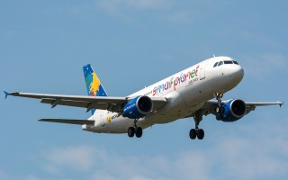 Bild: 16230 Fotograf: Uwe Bethke Airline: Small Planet Airlines Flugzeugtype: Airbus A320-200
