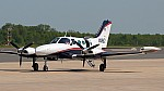 Bild: 16245 Registrierung: N155J Fotograf: Frank Airline: ZQW Aviation Service GmbH Flugzeugtype: Cessna 421B Golden Eagle