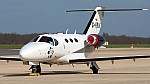 Bild: 16255 Registrierung: G-FBLK Fotograf: Frank Airline: Blink Ltd Flugzeugtype: Cessna 510 Citation Mustang