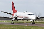 Bild: 16256 Registrierung: HA-TAG Fotograf: Frank Airline: Fleet Air International Flugzeugtype: Saab 340AF