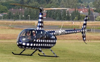 Bild: 16391 Fotograf: Frank Airline: Hummingbird Aviation Services Flugzeugtype: Robinson R44 Raven I