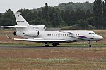 Bild: 16417 Fotograf: Andreas Airline: Volkswagen Air Services Flugzeugtype: Dassault Aviation Falcon 7X