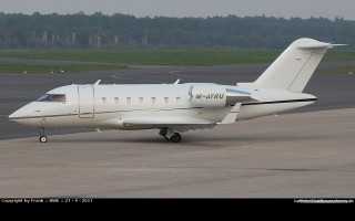 Bild: 16659 Fotograf: Frank Airline: Setfair Aviation Flugzeugtype: Bombardier Aerospace Challenger CL-605