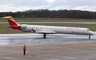 Bild: 16934 Fotograf: Frank Airline: Air Nostrum Flugzeugtype: Bombardier Aerospace CRJ1000