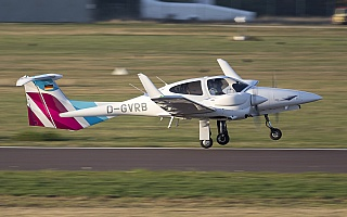 Bild: 17910 Fotograf: Uwe Bethke Airline: European Flight Academy Flugzeugtype: Diamond Aircraft DA42 NG Twin Star