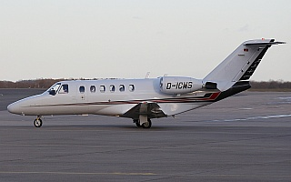 Bild: 16995 Fotograf: Frank Airline: Excellent Air Flugzeugtype: Cessna 525A CitationJet 2