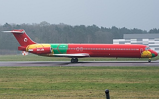 Bild: 17225 Fotograf: Uwe Bethke Airline: Danish Air Transport Flugzeugtype: McDonnell Douglas MD-83