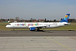 Bild: 17198 Fotograf: Jörg Graupner Airline: Small Planet Airlines Flugzeugtype: Airbus A321-200