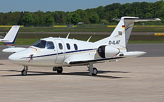 Bild: 17313 Fotograf: Frank Airline: Privat Flugzeugtype: Eclipse Aviation EA550