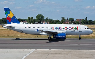 Bild: 17557 Fotograf: Uwe Bethke Airline: Small Planet Airlines Flugzeugtype: Airbus A320-200