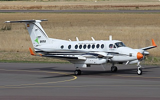 Bild: 17801 Fotograf: Frank Airline: SENASA Flugzeugtype: Beechcraft B300 Super King Air 350