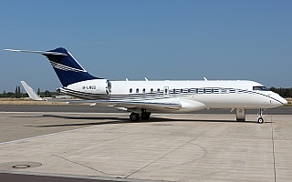 Bild: 17842 Fotograf: Frank Airline: Privat Flugzeugtype: Bombardier Aerospace BD-700 1A10 Global 6000