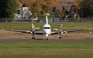 Bild: 19085 Fotograf: Frank Airline: Private Wings Flugzeugtype: Beechcraft 1900D