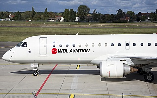 Bild: 19052 Fotograf: Uwe Bethke Airline: WDL Aviation Flugzeugtype: Embraer 190-100LR